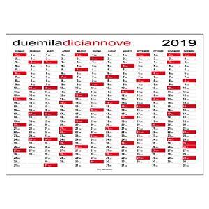Calendario Parete.Dettagli Su Calendario 2019 Maxi Planner 118x84 Cm Da Parete E Muro Per Ufficio Casa Lavoro