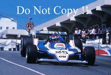 Patrick Depailler Ligier JS11 EE. UU. West Grand Prix 1979 fotografía 1