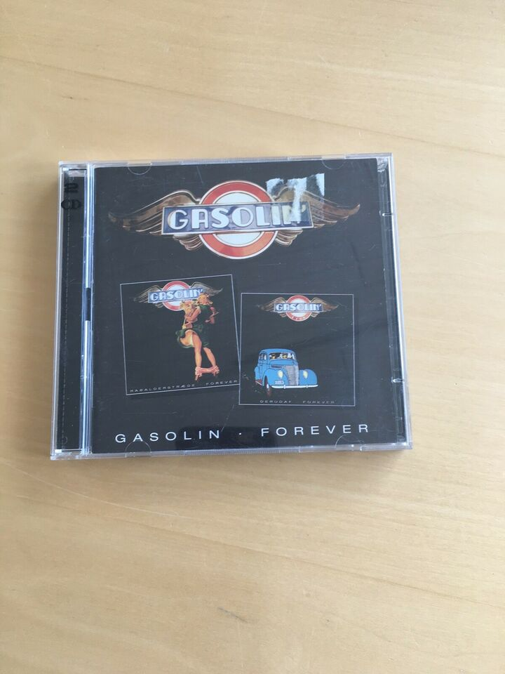 Gasolin: Gasolin forever, rock