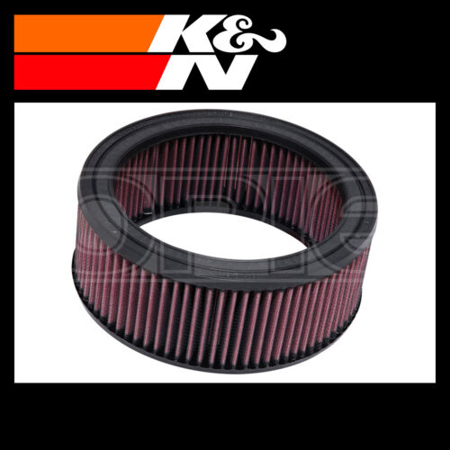 K&N E-1040 High Flow Replacement Air Filter - K and N Original Performance Part
