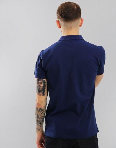 Spandex GANT Men/'s 01 Contrast Collar Pique SS Rugger Short Sleeve Polo Shirt