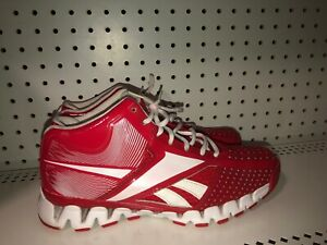 reebok zigtech red and white - 53% OFF
