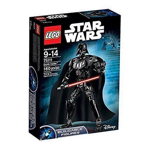 Lego Star Wars 75111 DARTH VADER Sith Lord Minifigs dark side figure NISB