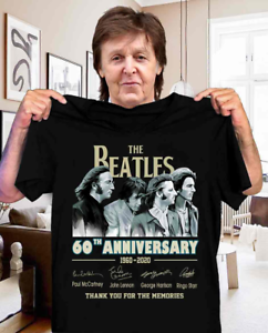 The-Beatles-60th-Anniversary-Thank-You-For-The-Memories-Shirt