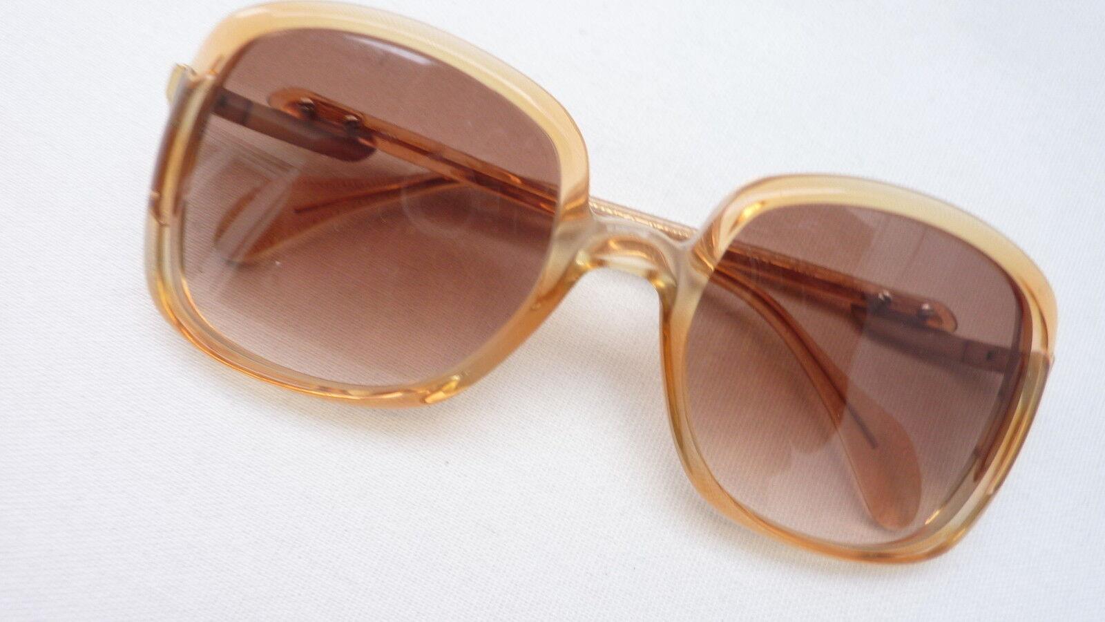 Metzler Metzler Metzler  Vintage Sonnenbrille Damen oldschool Gläser extralarge in Farben Größe M | Meistverkaufte weltweit  66a234