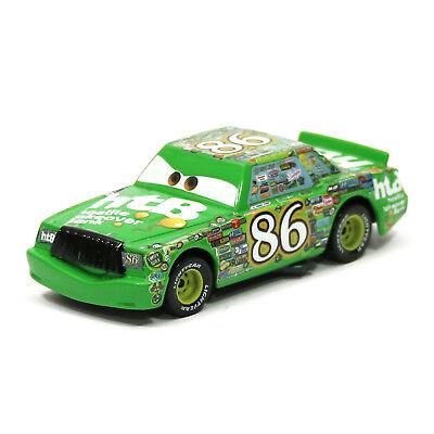 Disney Pixar Cars King /& Chick Hicks 1:55 Diecast Toy Loose New