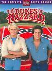 Dukes of Hazzard SSN 6 0012569758179 With John Schneider DVD Region 1