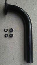 Custom Exhaust Pipe for Predator 212cc & 79cc,  Go Kart, mini bike(glossy black)