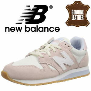 release date b1ffb e8377 Details zu NEW BALANCE Classics Women's Core 520 Trainers Pink Casual Suede  Sneakers