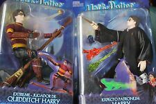 New Harry Potter Expecto Patronum Extreme Jugador De Quidditch Figures Doll Lot