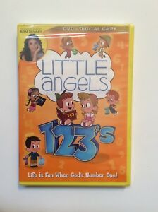 Little Angels 123s Dvd 2012 Ex Producer Roma Downey Jesus