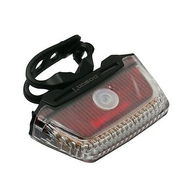 Bicycle Light Rechargeable Dosun LR-260 Rechargeable 26 Lumen Tail Light