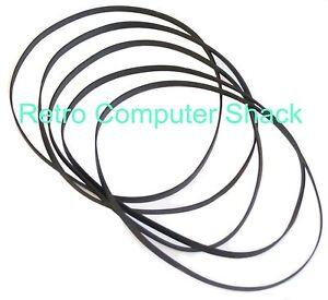 Amstrad-CPC-6128-amp-6128-Plus-PCW-8256-PCW-8512-FD1-DD1-Disk-Drive-Belts-x5
