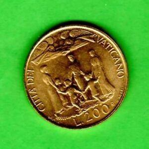 VATICANO VATIKAN VATICAN - 1996 - 200 lire - KM 276 - Ioannes Paulus II - Italia - VATICANO VATIKAN VATICAN - 1996 - 200 lire - KM 276 - Ioannes Paulus II - Italia