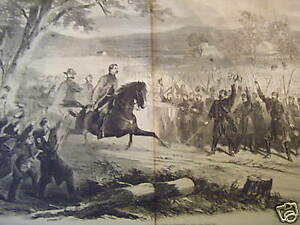 1862-Harper-039-s-Weekly-Nov-29-McClellen-takes-leave