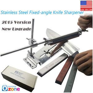 knife sharpener professional kitchen sharpening system fix