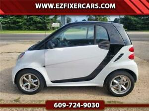 2015 Smart fortwo Passion Salvage Rebuildable Repairable