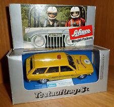 Rarität 70er ADAC SCHUCO 1:43 VW Passat Variant OVP Volkswagen Modellauto Car 66
