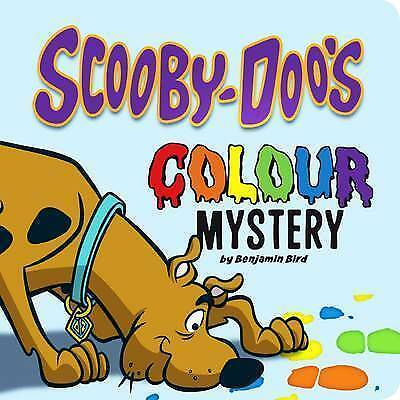 1 of 1 - Scooby Doo's Colour Mystery - A Scooby-Doo! Little Mystery (Warner Brothers: Sco
