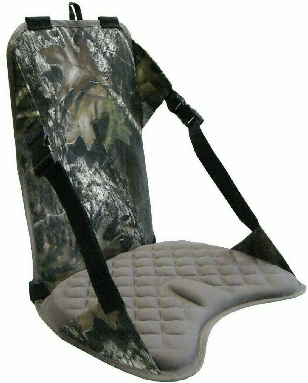 Beard Buster EZ Chair Camo Hunting Blind Cushion Outdoor Camping Trek Sports-