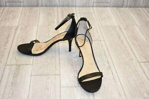 e359216ea00 Sam Edelman Patti Ankle Strap Sandal - Women s Size 9 M - Black ...