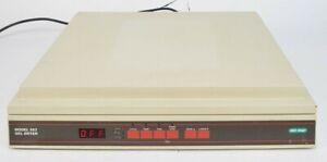 Bio-Rad Model 583 Laboratory Gel Vacuum Dryer Electrophoresis 35x45cm 50-90°C