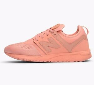 NEW-BALANCE-NB-247-BREATHE-TRAINERS-SHERBERT-PEACH-MRL247OS-UK-10-5
