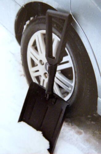 Car Snow Shovel All Weather Winter Gravel Mud Spade Folding Handle Laser 4810