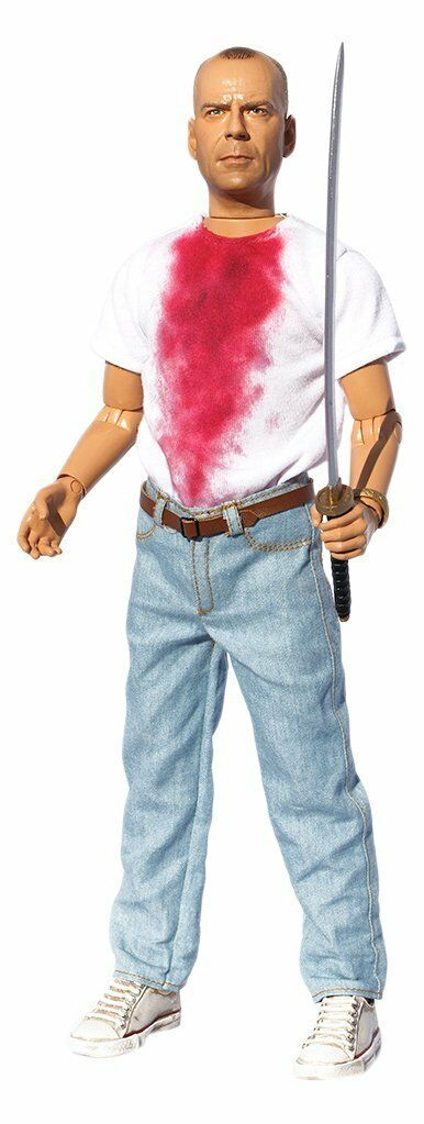 Tarantino  pulp fiction  butch coolidge bruce willis mit action - figur