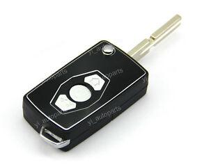 Flip Remote Key Shell Case For Bmw 3 5 7 Series Z3 Z4 X3