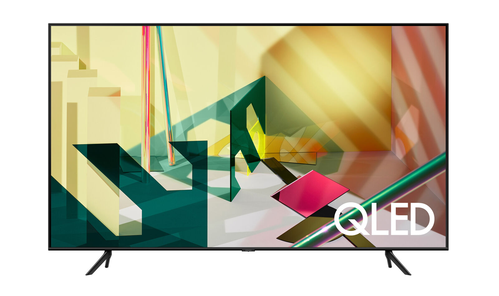 Samsung QN75Q70TAFXZA 75 4K QLED Smart TV - Black. Available Now for 1399.00