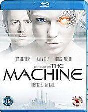 THE MACHINE (Toby Stephens) - BLU-RAY - REGION B UK