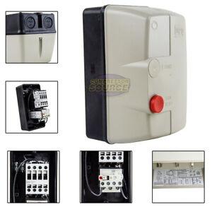 WEG-5-HP-Three-Phase-Magnetic-Starter-Electric-Motor-Control-NEMA4X-208-240-Volt
