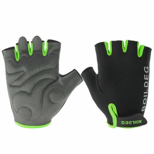 MTB Road Bike Cycling Half Finger Glove Short Finger Outdoor Sport Gloves M-XL