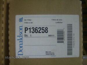 Donaldson air filter P136258 2134 AF817K