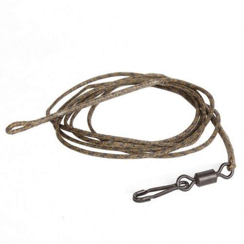 Nash Ready Spliced Cling On Lead Free Leaders Carp Fishing Tackle