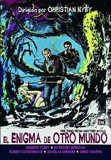 EL ENIGMA DE OTRO MUNDO - The Thing from Another World