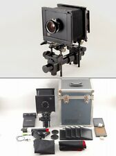 =EXC+++++ Sinar F2 4x5 Large Format Camera, Fujinon SW 90mm Lens from Japan #r22