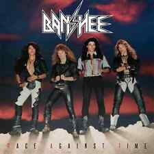 BANSHEE - Race Against Time + Cry In The Night (NEW*DCD*US METAL*SHOK PARIS*OMEN