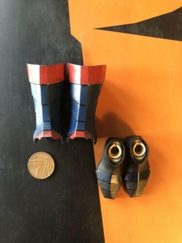 Art Figures aidol 2 Beta Ver Deathstroke boots /& Leg Armor loose échelle 1//6th