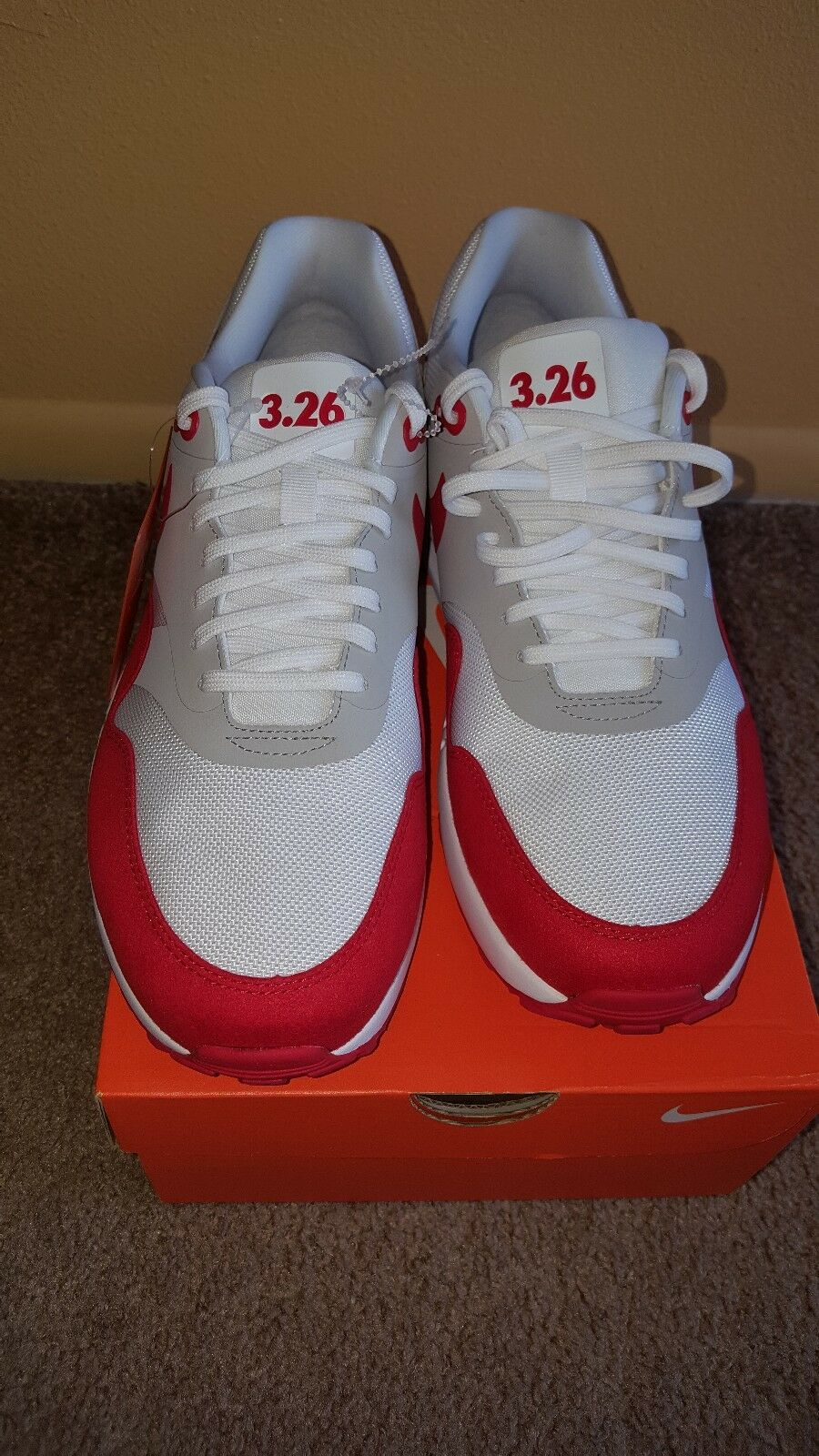 Nike Air Max 1 Ultra 2.0 SIZE 9 DS 908091-100