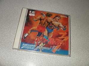 Fire Pro Wrestling 3 Legend Bout Hucard importJAP NEW