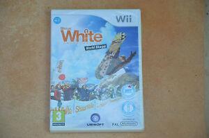 Jeu-Nintendo-Wii-SHAUN-WHITE-snowboarding-World-Stage-VF-NEUF-SOUS-BLISTER