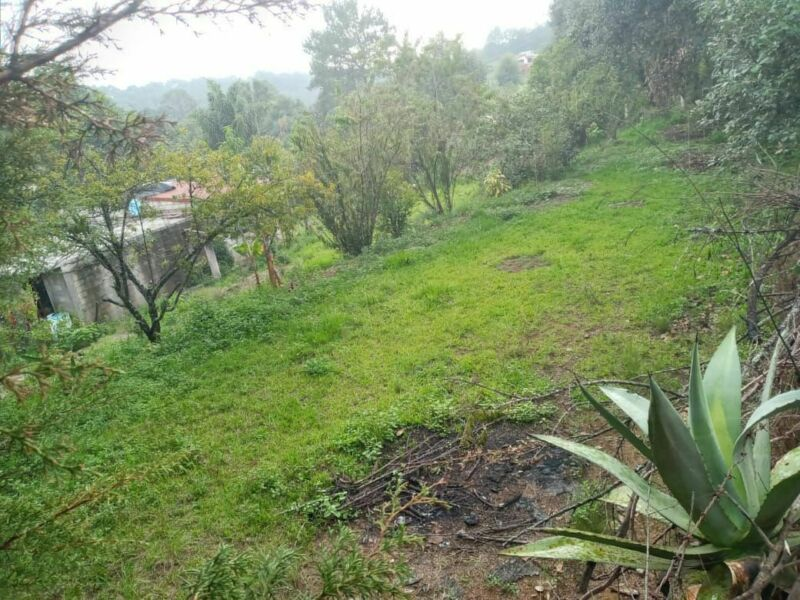 Terreno en venta, en Cerro Colorado, Valle de Bravo.