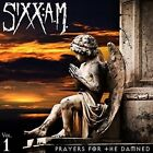 Prayers for the Damned [Clear Vinyl] [4/29] * by Sixx: A.M. (Vinyl, Apr-2016, Eleven Seven)