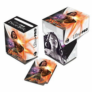 ORIGINS-LILIANA-TOPLOADING-ULTRA-PRO-DECK-BOX-CARD-BOX-FOR-MTG-CARDS
