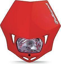 Polisport Red MMX Universal Headlight