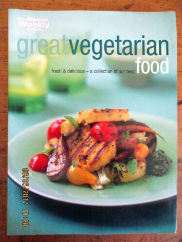 1 of 1 - ~Great Vegetarian Food by The Australian Women's Weekly - VGC~