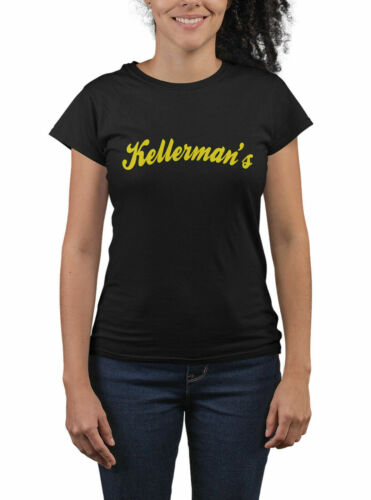 Womens Kellermans Organic T-Shirt Dirty Dancing Inspired Holiday 80s Movie Retro
