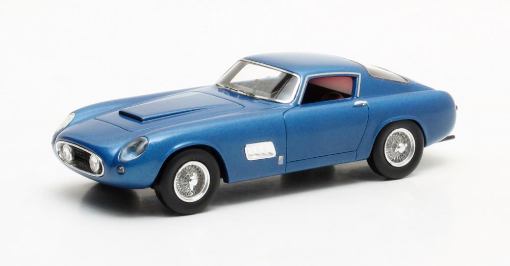 Chevrolet Corvette Scalietti blue métallisé 1959 1 43 Matrix